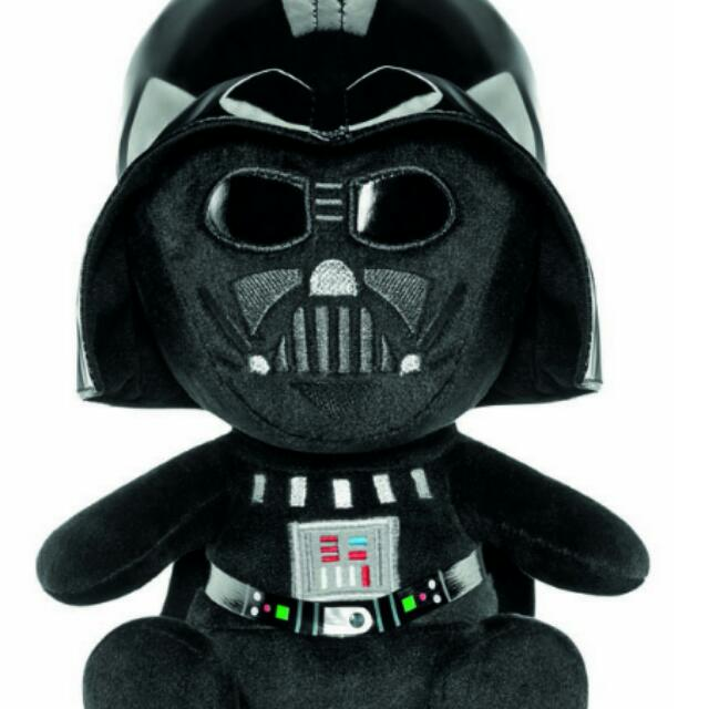 Collectible Star Wars Plush Toy Darth Vader Limited Edition