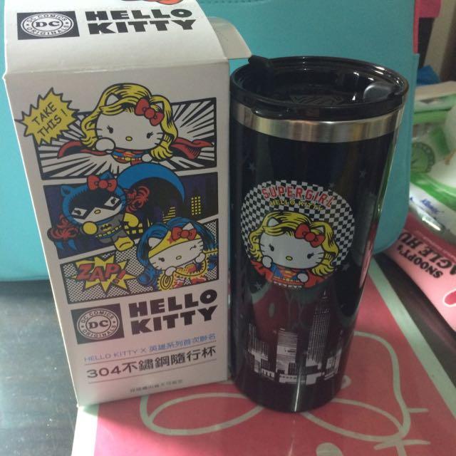 Hello Kitty 不鏽鋼隨行杯