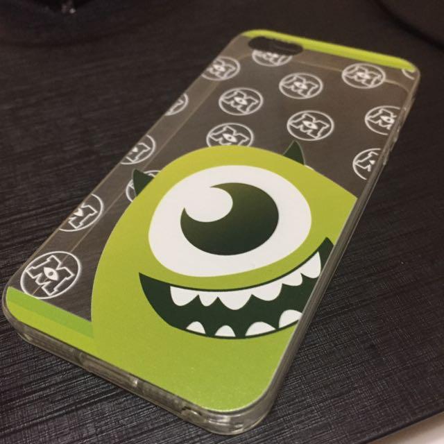 iPhone 5 手機殼 三眼怪