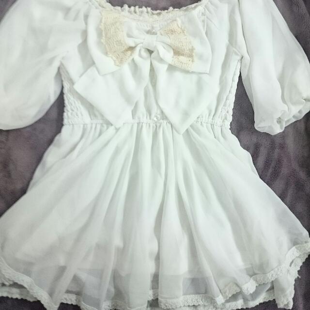 mussa Miaii 日系可愛 娃娃 上衣