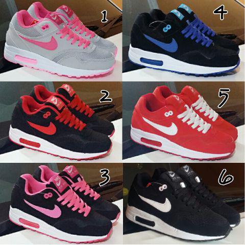 Nike Airmax T90 Running Wanita f2a635ae30