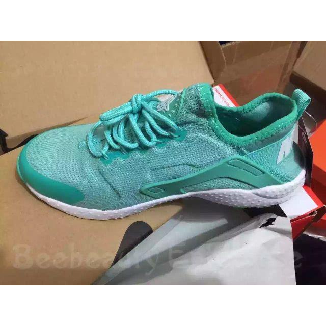 6daff0413ae7 READY STOCK ORIGINAL Nike Air Huarache Ultra Tiffany Green Women ...