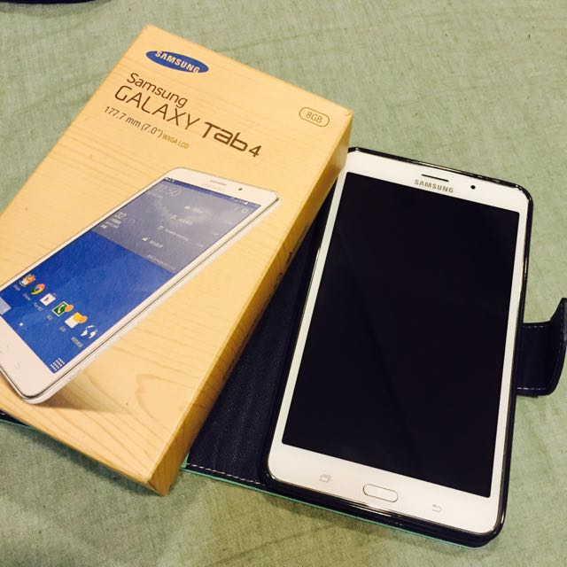 Samsung Tab4 7吋 白色8GB