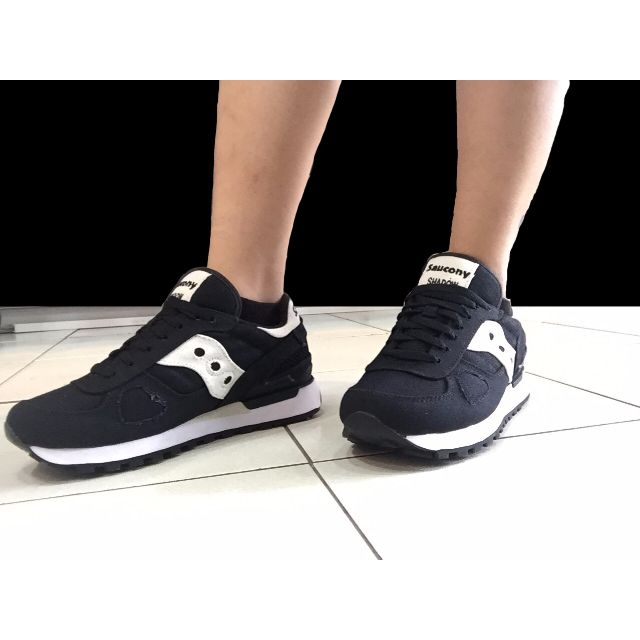 Saucony索康尼 女款慢跑復古鞋 SHADOW ORIGINAL