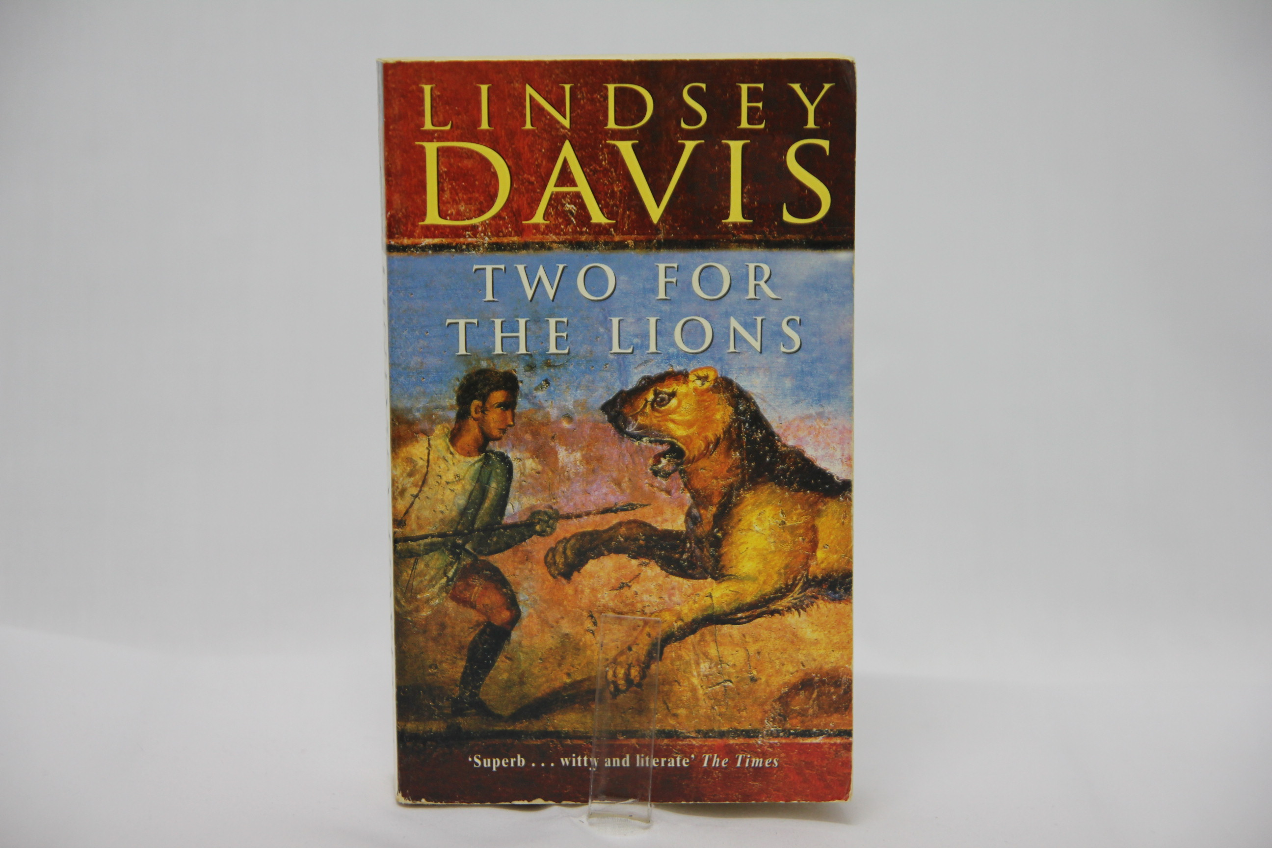 two for the lions davis lindsey