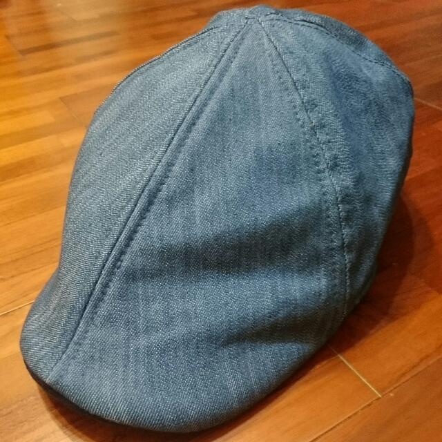Zara 小偷帽 報童帽