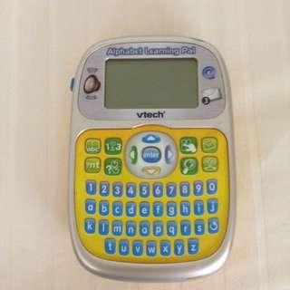 VTech Alphabet Learning Pal PDA