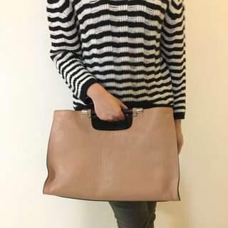 Gucci Bamboo Daily Leather Tote