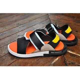 """Y-3 """"kaohe sandal"""" Yohji Yamamoto"""