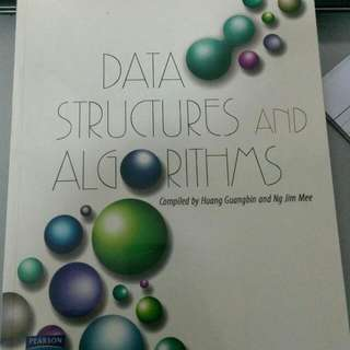 EE2008 Data Structures And Algorithms