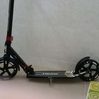 Manual Adult Kick Scooter Used Asking $80