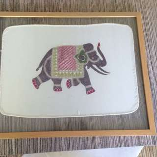 Elephant Paint B ( Fabric)