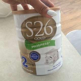 S26 Gold Formula