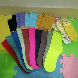 襪子 堆堆襪