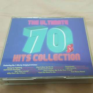 The Ultimate 70s Hits Collection