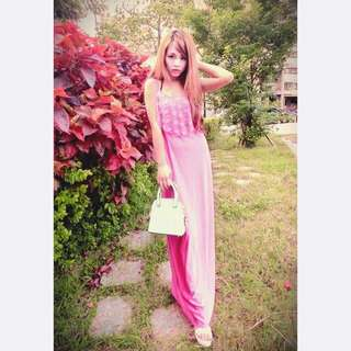 粉粉長裙👗