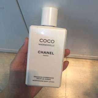 CHANEL COCO香水乳液