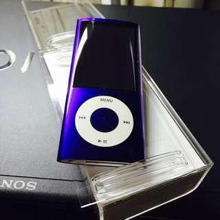 iPod Nano 8G 紫