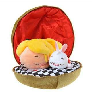 愛麗絲夢遊仙境 抱枕