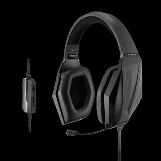 GIGABYTE 技嘉 電競耳機 遊戲 耳罩