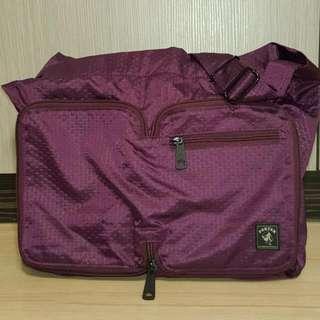 portor摺疊收納購物袋 出國旅遊超方便