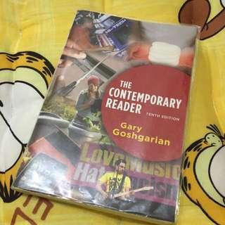 (二手)The Contemporary Reader