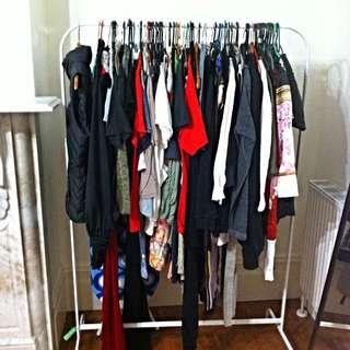 Clothes Garage Sale