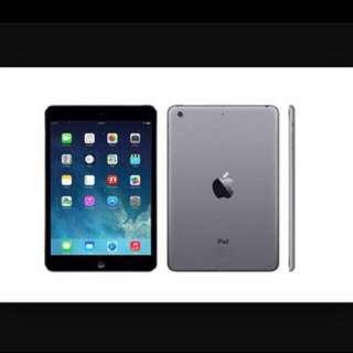 Almost New Apple iPad Mini 2 Retina 16GB + Cellular
