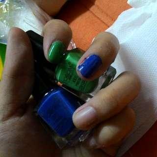 指甲油(共8色)