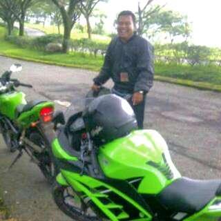Motor Ninja Xe 250 Cc