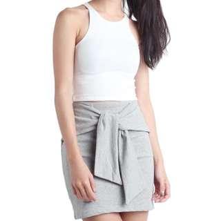 (BNWT) TTR Tie Front Skirt