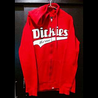 ORIGINAL Dickies Red Sweater (Was 500,000)