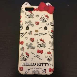 Iphone6 4.7吋 Hello kItty保護殼 正版!
