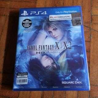 PS4 FFX/FFX-2