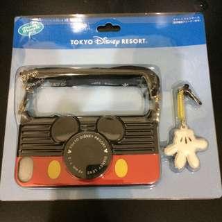 迪士尼手機殼 附吊繩、耳機塞💕
