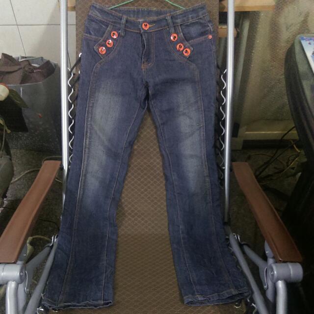 牛仔褲(3)