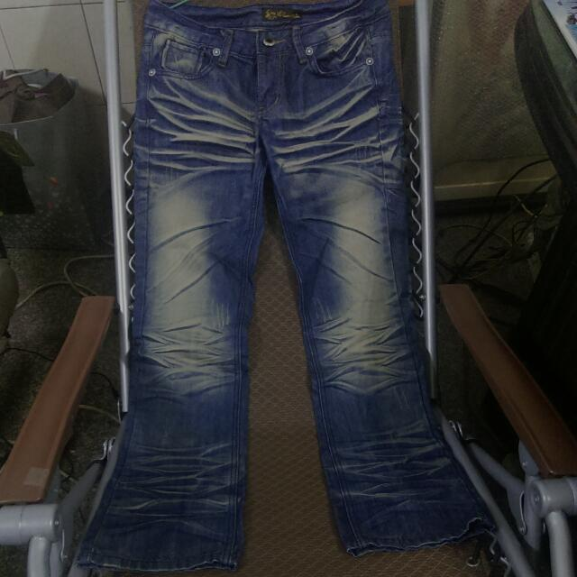 牛仔褲(4)