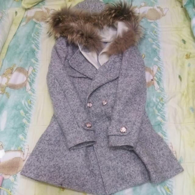 (保留)正韓製外套,9成新,低價出售(含運)