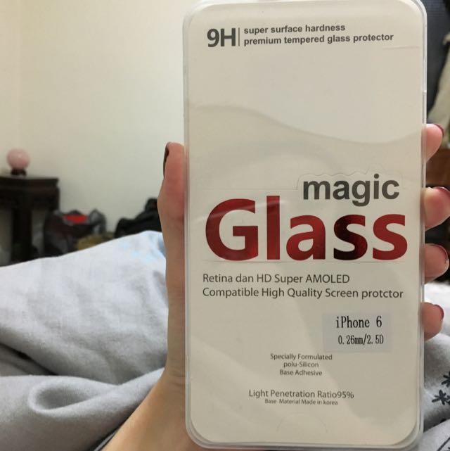 9H鋼化玻璃保護貼i6專用