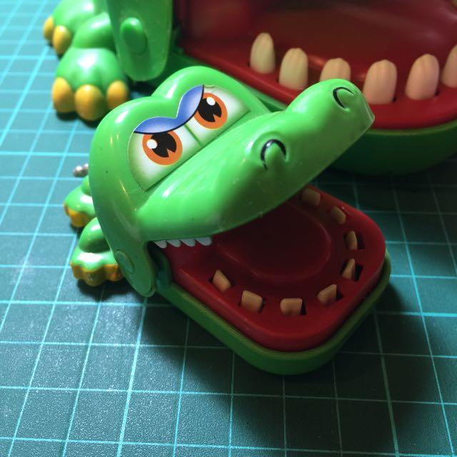 咬人鱷魚(小)