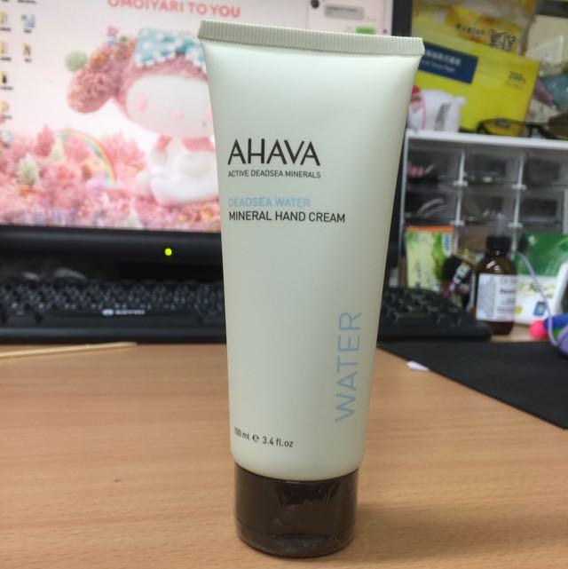 Ahava hand cream 護手霜
