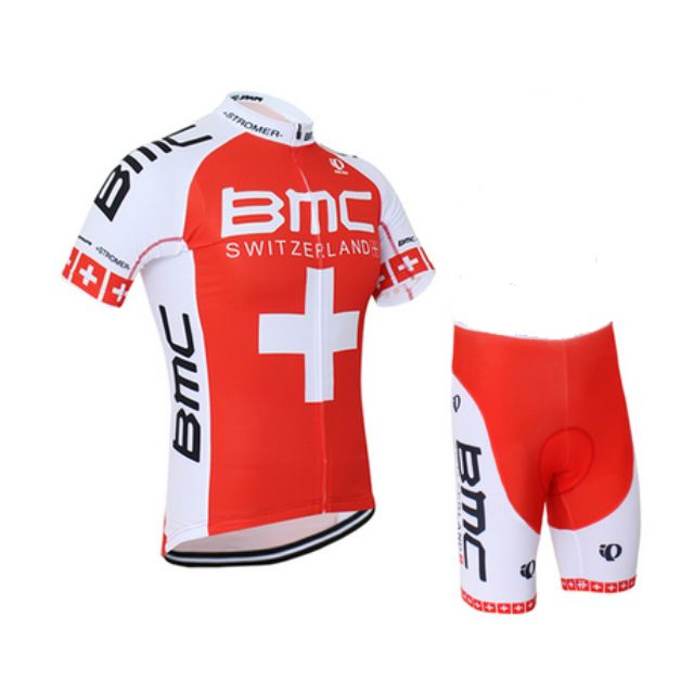 In Stock  BMC Cycling Jersey Set 05ead7187