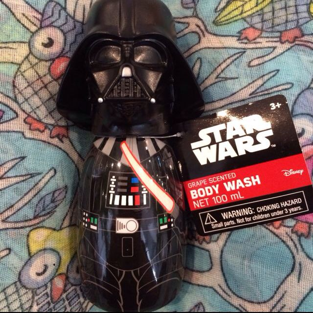 Darth Vader Body Wash (100ml)