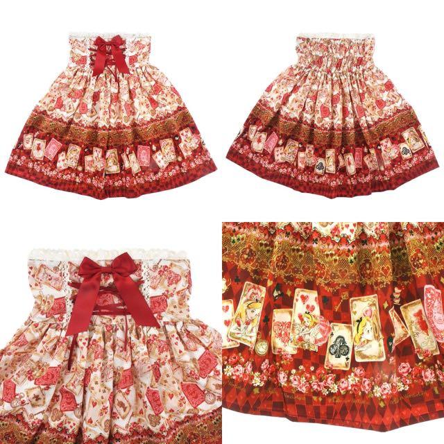 Disney X Baby Alice聯名款半裙