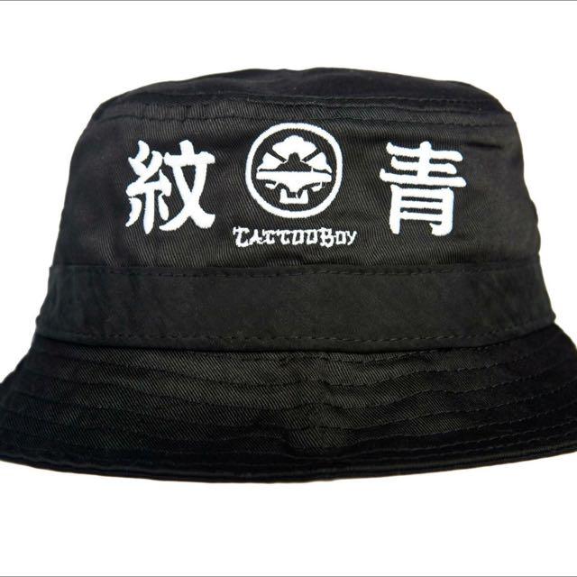 Free Bird 紋青 漁夫帽