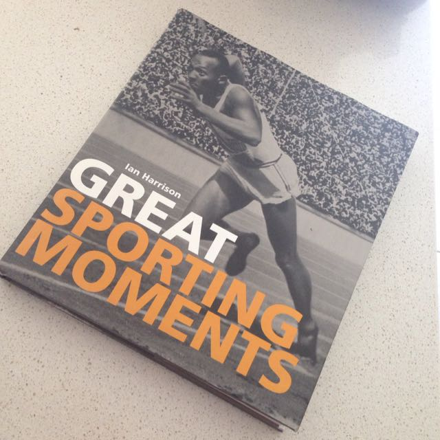 Ian Harrison Great Sporting Moments
