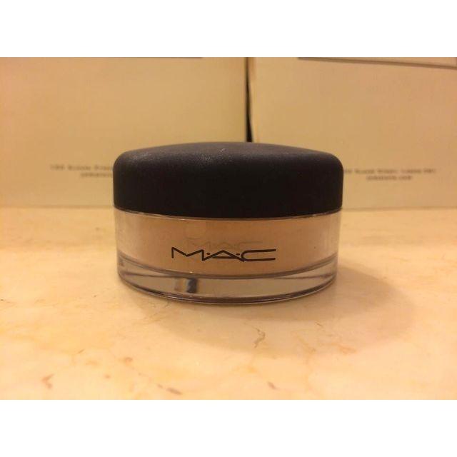 MAC 升級版柔礦迷光雙效蜜粉底 9.5g 全新 #MEDIUM DARK