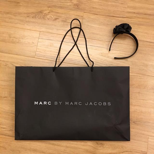 Marc Jacobs紙袋