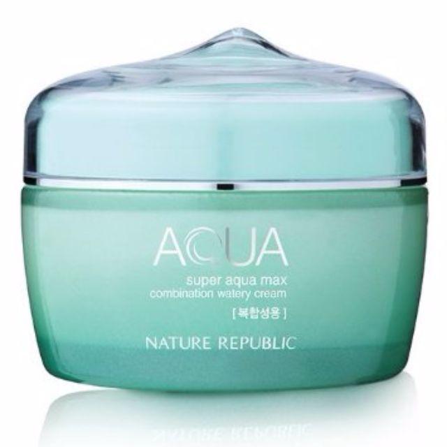 Nature Republic - AQUA高效保濕超涵水面霜