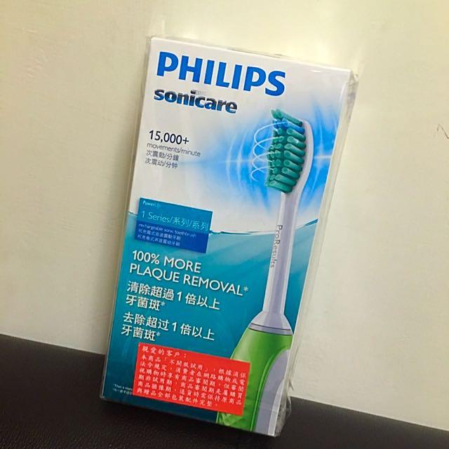 全新飛利浦Philips-音波震動牙刷HX3110